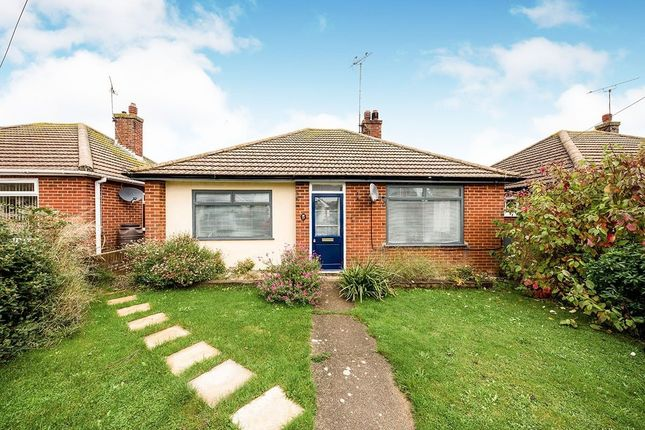 Thumbnail Bungalow to rent in Princess Road, Whitstable