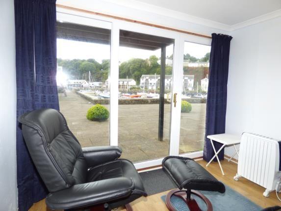 Reception Room of South Snowdon Wharf, Porthmadog, Gwynedd LL49
