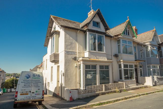 Thumbnail Maisonette for sale in Allendale Road, Mutley, Plymouth