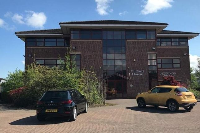 Thumbnail Office for sale in Cooper Way, Clifford House, Parkhouse, Carlisle