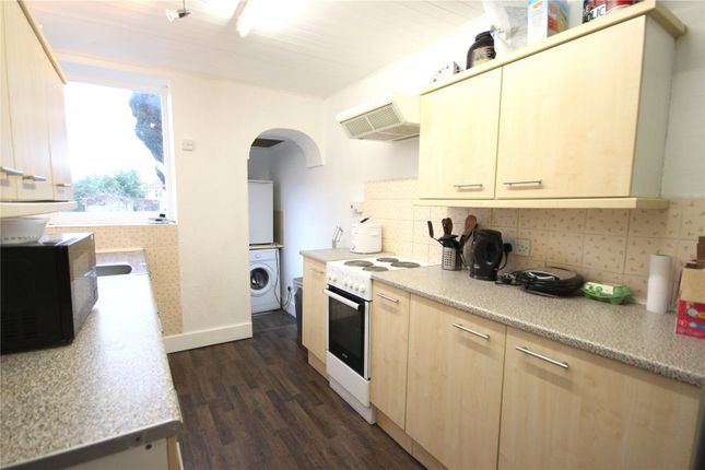 Thumbnail Terraced house to rent in Seventh Avenue, Northville, Bristol