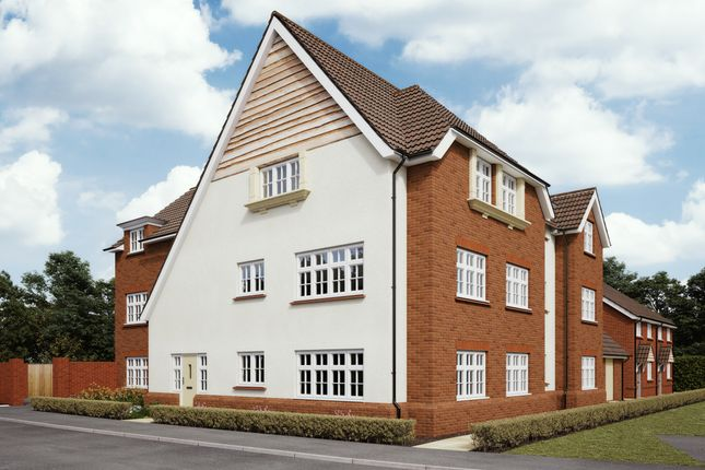 Thumbnail Flat for sale in Type 2, Plot 54 Evesham Road, Bishops Cleeve, Gloucestershire