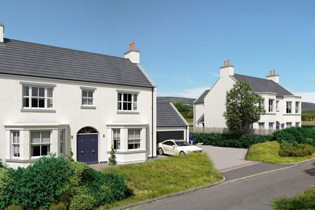 Thumbnail Detached house for sale in Clypse, Onchan, Isle Of Man