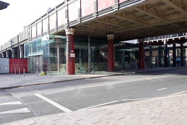 Thumbnail Retail premises to let in Salford Central Railway Station, New Bailey Street, Salford, Greater Manchester