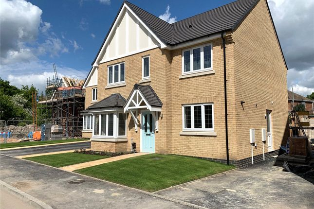 Thumbnail Detached house for sale in Porterwood, Shipley Park Gardens, Shipley, Derbyshire