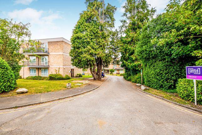 Front of 3 Upper Park Road, Camberley GU15