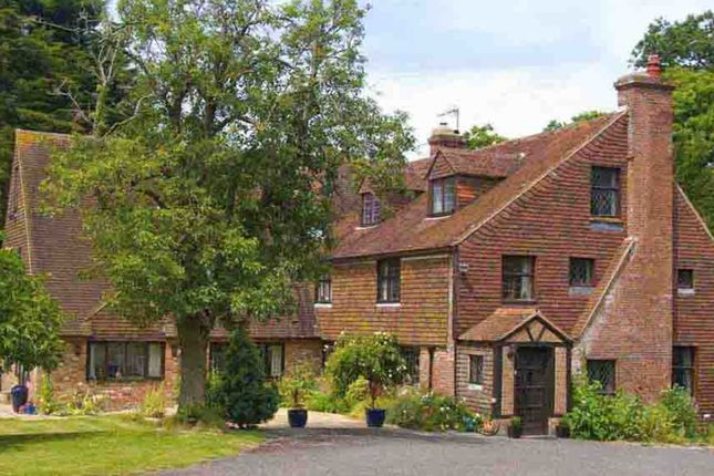 Thumbnail Country house for sale in Church Road, Herstmonceux, Hailsham