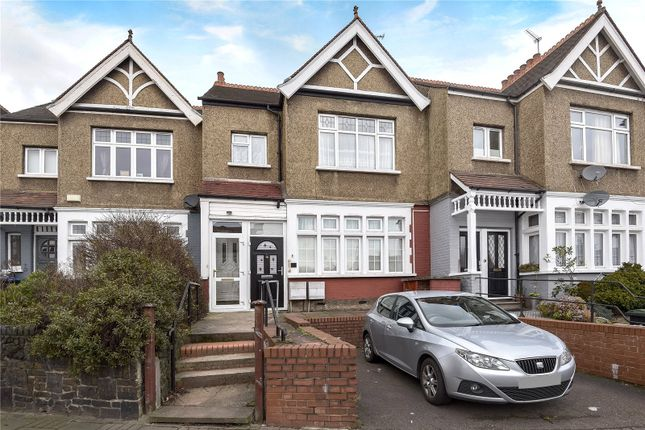 Thumbnail Maisonette for sale in Green Lanes, Palmers Green, London
