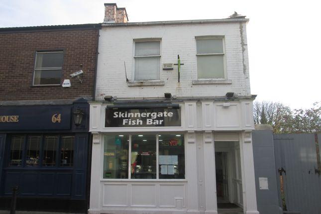 Thumbnail Restaurant/cafe to let in Skinnergate, Darlington
