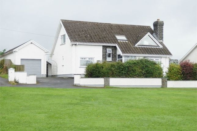 Thumbnail Detached bungalow for sale in Brynhyfryd, Nr. Aberporth