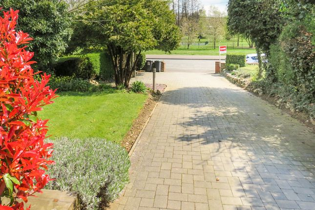 Thumbnail Detached house for sale in Castle Way, Leybourne, West Malling