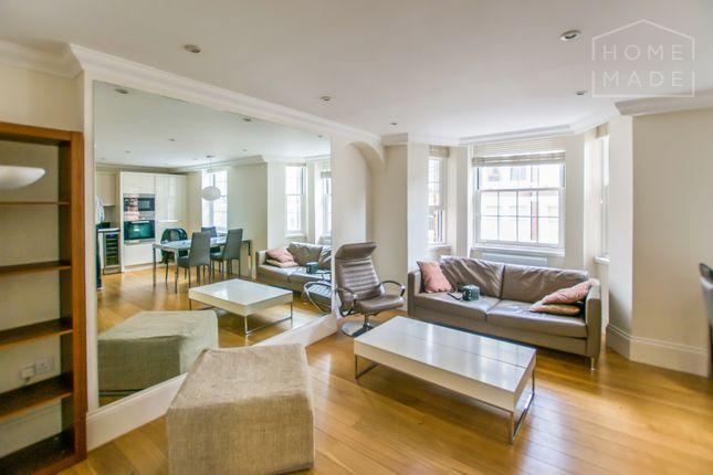 Thumbnail Flat to rent in Huntley Street, London, London