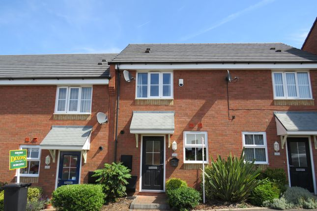 Thumbnail Terraced house for sale in Haslingden Crescent, Dudley