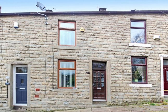 Thumbnail Terraced house for sale in Flag Street, Stacksteads, Bacup, Rossendale