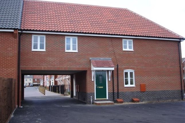 Thumbnail Flat to rent in Turing Court, Kesgrave, Ipswich