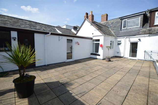 Thumbnail Maisonette for sale in High Street, Honiton, Devon