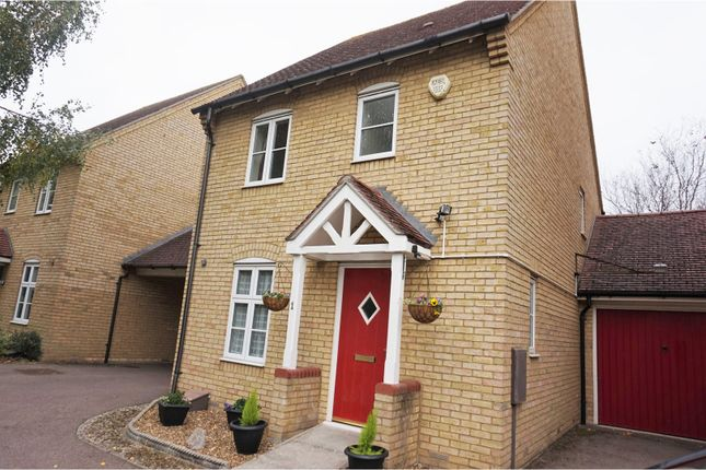 Thumbnail Detached house for sale in Haydon Close, Maidstone