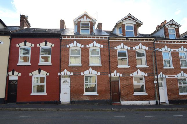 Thumbnail Property to rent in Culverland Road, St James, Exeter
