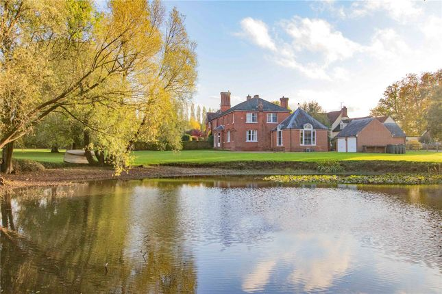 Thumbnail Detached house for sale in Finchingfield Road, Hempstead, Nr Saffron Walden, Essex