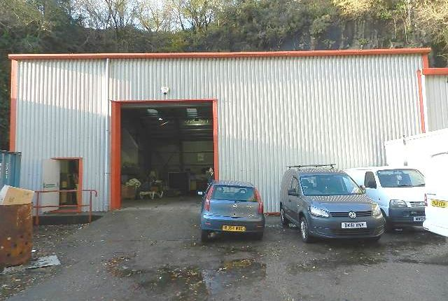 Thumbnail Light industrial to let in Pentrebach Road, Pontypridd