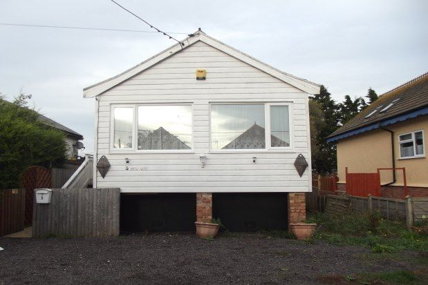 Thumbnail Detached bungalow to rent in Point Clear Bay, Clacton-On-Sea
