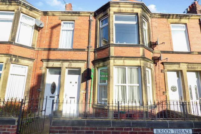 Thumbnail Flat to rent in Burdon Terrace, Bedlington