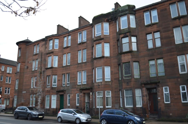 1 bed flat to rent in 3/1, 424 Cumbernauld Road, Dennistoun, 3Nt