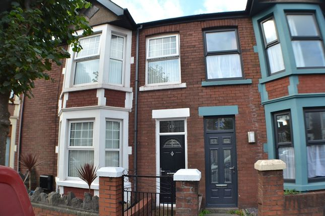 3 bed terraced house for sale in Gower Street, Port Talbot, Neath Port Talbot. SA13