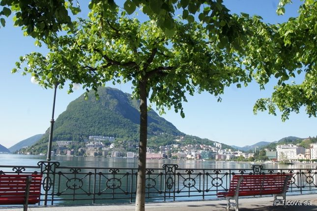 Thumbnail Commercial property for sale in 6900, Lugano, Switzerland