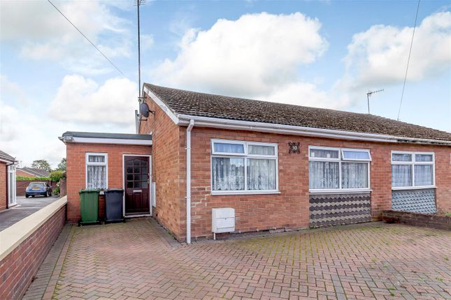 Semi-detached bungalow for sale in Mill Road, Stourport-On-Severn