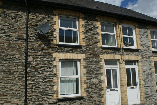 Thumbnail Terraced house for sale in Pencader, Carmarthen