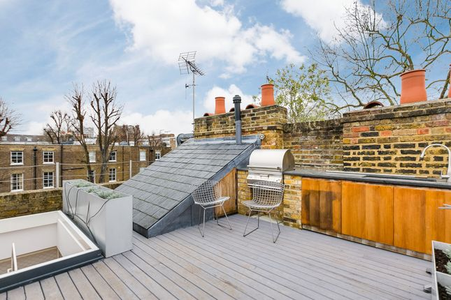 Thumbnail Terraced house for sale in Portland Road, London