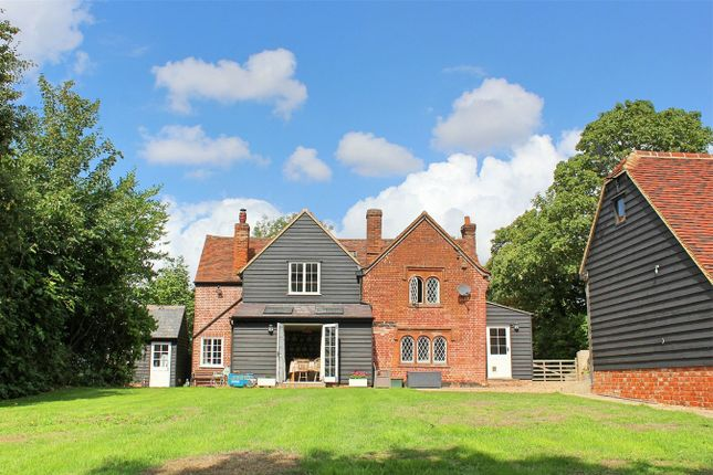 Thumbnail Detached house for sale in Main Road, Danbury, Essex