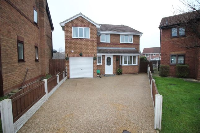 Thumbnail Detached house for sale in Eskdale Close, Altofts, Normanton