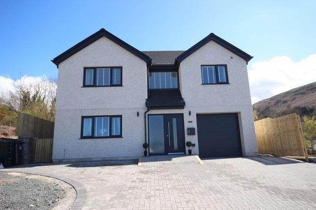 4 bed detached house for sale in Cae America, Llanfairfechan LL33