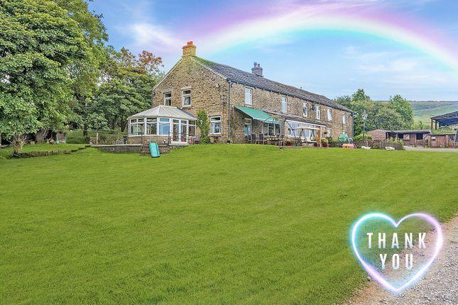 Thumbnail Property for sale in Edgworth Moor Farm, Broadhead Road, Turton, Bolton