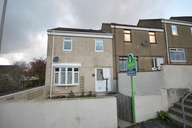 Thumbnail Property to rent in Keswick Crescent, Estover, Plymouth