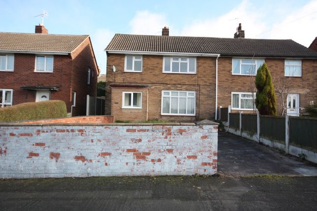Thumbnail Semi-detached house to rent in Whitehall Avenue, Kidsgrove, Stoke-On-Trent