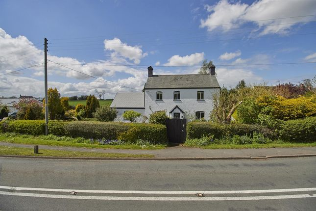 Thumbnail Detached house for sale in Leicester Road, Wolvey, Hinckley