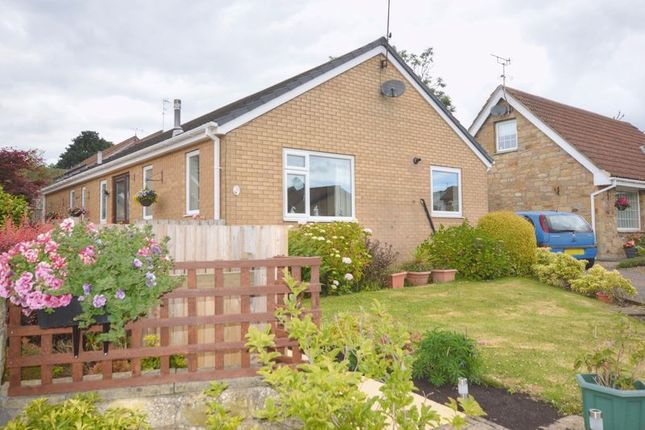 Thumbnail Bungalow for sale in Fullers Walk, Alnwick