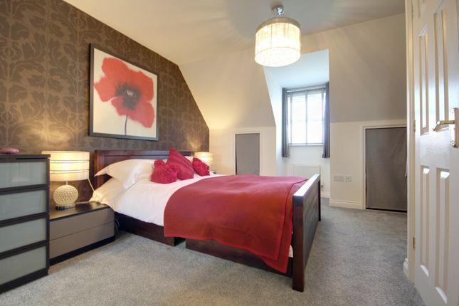 Bedroom One of Kingswood Close, Whiteley, Fareham PO15
