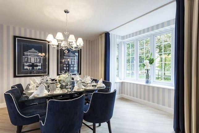 Evesham Dining Room