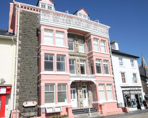 Thumbnail Flat for sale in 17 Glandyfi Terrace, Aberdovey