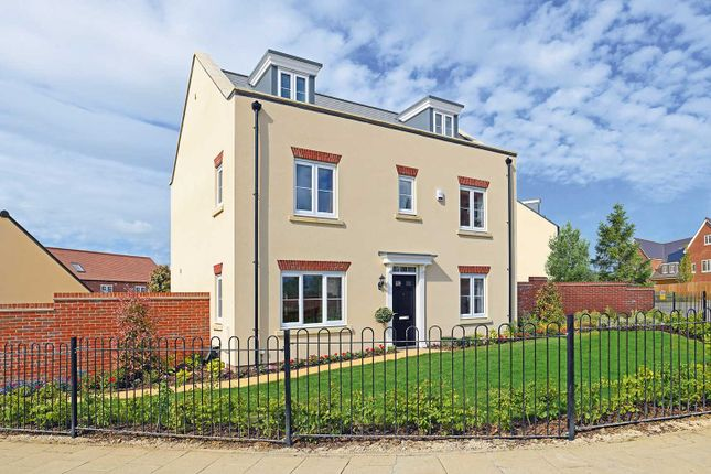 """Thumbnail Detached house for sale in """"The Lutyens"""" at Pioneer Way, Bicester"""
