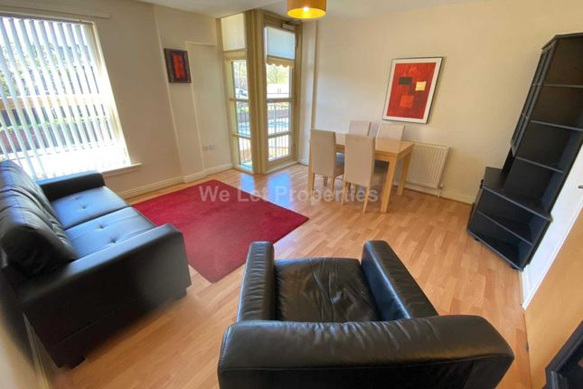 2 bed flat to rent in Hope Road, Anson Road, Manchester M14
