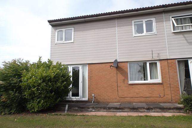 Thumbnail Semi-detached house to rent in Cotswold Place, Peterlee