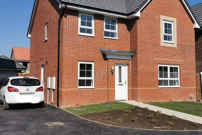 4 bed detached house for sale in Garland Road, New Rossington, Doncaster DN11