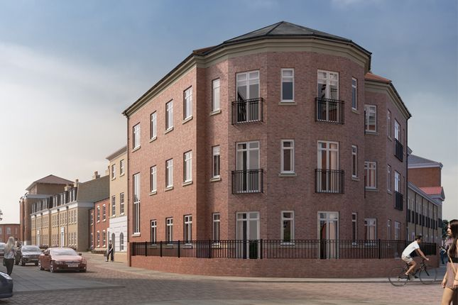 Thumbnail Flat for sale in Apt 2 Boughton Court, Garden Square East, Dickens Heath