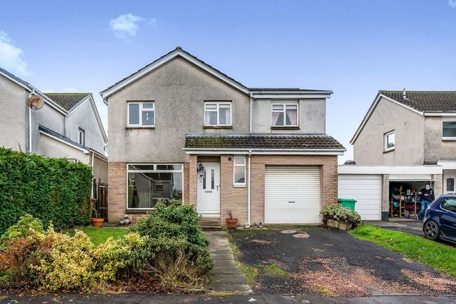 Thumbnail Detached house for sale in Longhill Gardens, Dalgety Bay, Dunfermline, Fife