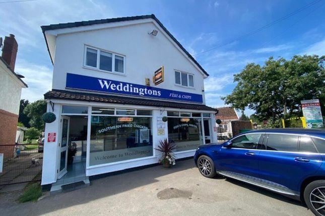 Thumbnail Restaurant/cafe for sale in Weddington Road, Nuneaton